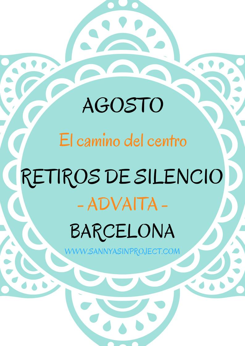 Retiro Silencio Advaita